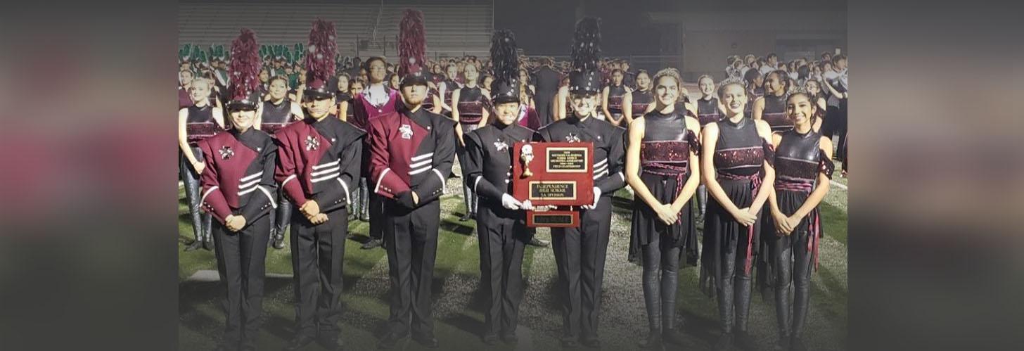 IHS Falcon Band & Color Guard