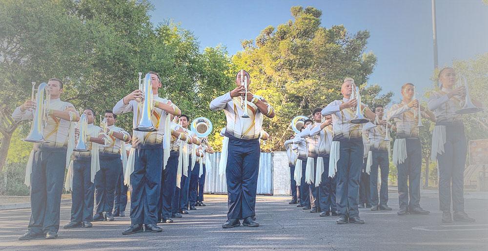 Golden Empire Drum & Bugle Corps